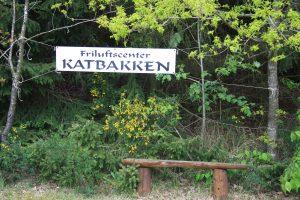 """Det der havde haft arbejdstitlen """"Fællesprojektet! fik nu sit blivende navn: """"Friluftscenter Katbakken""""."""
