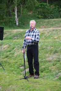 Første taler var Poul Poulsen.