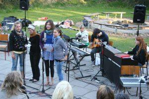 Ved Udtryk 2007 var dette band fra Hobro på scenen.